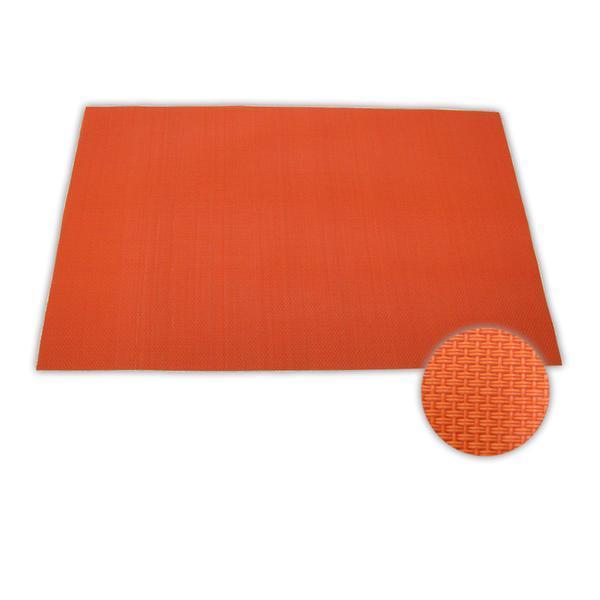 Prostírání oranžové 30 X 45 cm