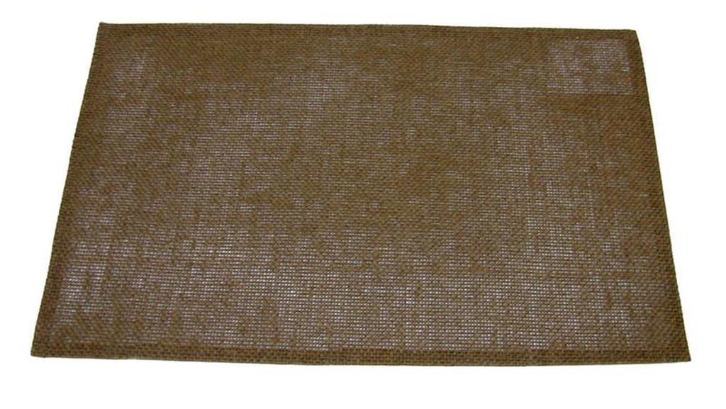 Prostírání celulóza hnědé, 29 x 44 cm