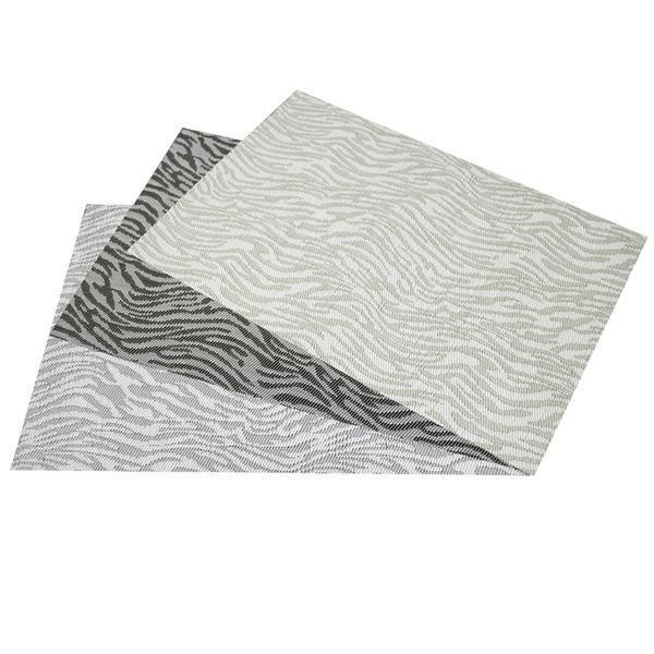 """Prostírání tkané """"vlnky"""" 45 x 30 cm"""