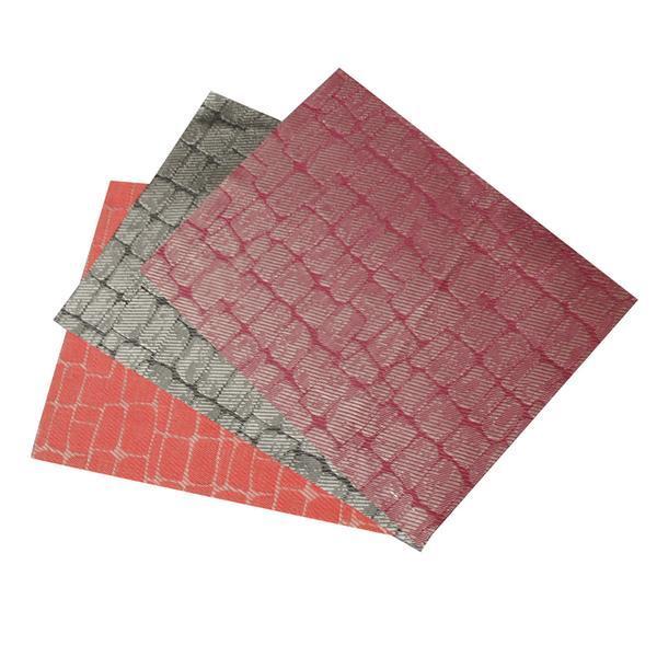 """Prostírání tkané """"čtverec"""" 45 x 30 cm"""