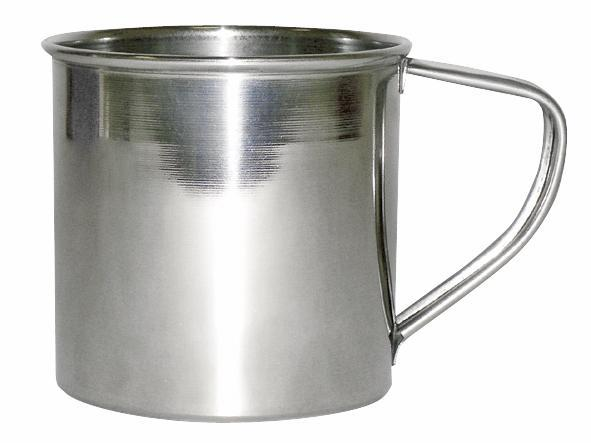 Hrnek TORO kuchyňský s ouškem, objem 350 ml, průměr 7, 5 cm