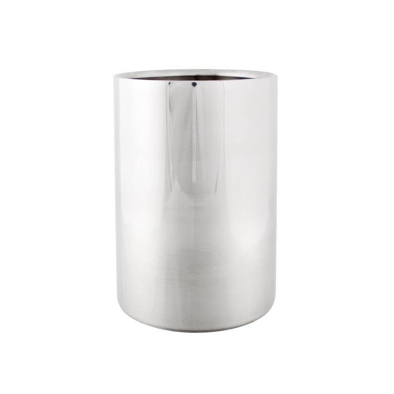 Nerezový chladič na víno prům. 12 cm