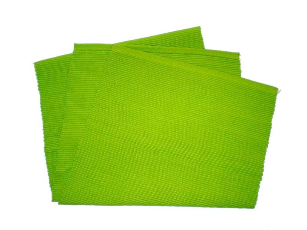 Běhoun žebrovaný profil zelený, 33 x 120 cm