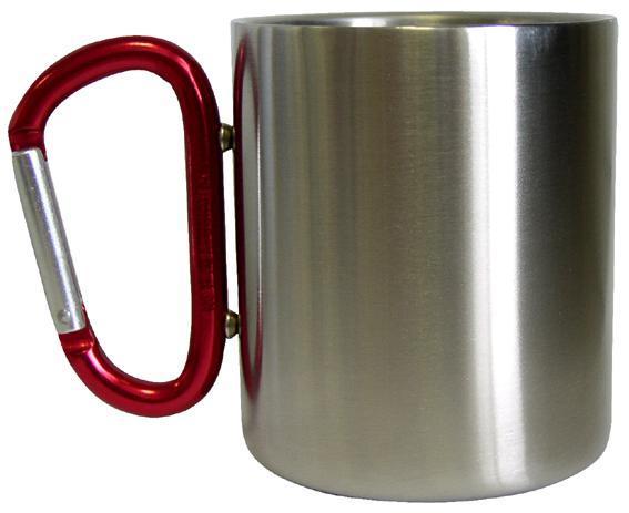 Hrnek TORO s karabinou, objem 200 ml, průměr 6, 9 cm