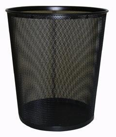 Koš na odpadky drátěný, objem 5 l, 25 x 29 cm