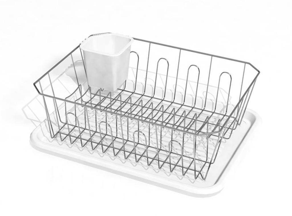 odkapávač na nádobí 32,5 x 43 x 13,5 cm