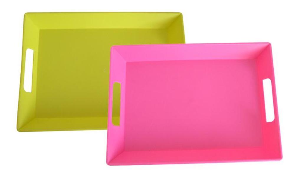 Podnos TORO, assort barev, 32,5 x 45,5 x 3,4 cm