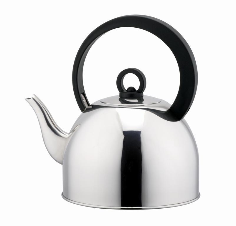 Nerezová konvice na čaj 1,8 l - jednoduché dno
