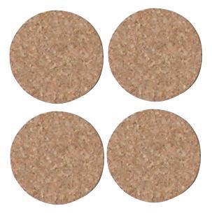 Prostírání kruh prům. 28 cm, set 4 ks