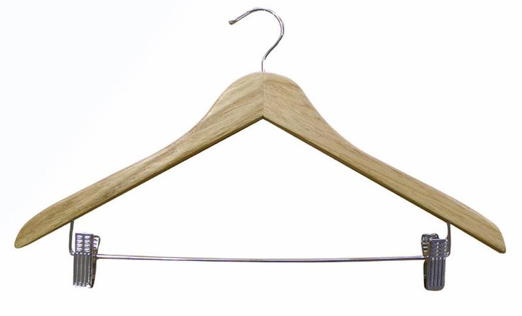 Ramínko na šaty a kalhoty, 44,5 x 25 x 1 cm