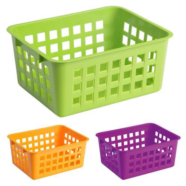 Košíček plastový - 14 x 10,8 x 6,4 cm