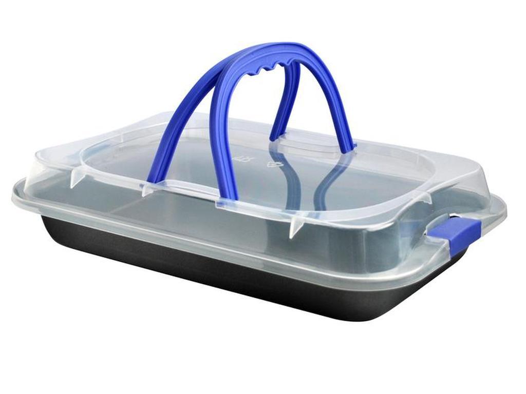Pekáč TORO s plastovým víkem
