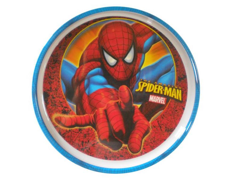 Mělký talíř Spiderman, 20,2 x 1,2 cm