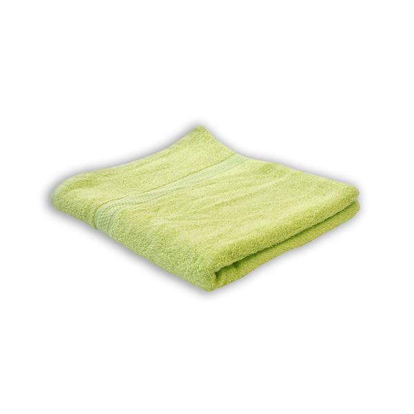 Osuška PLANA, 70x140cm, sv. zelená