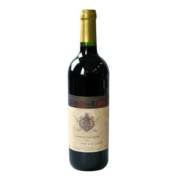 Červené víno Cabernet Sauvignon - deLanda Castilo 0,75l