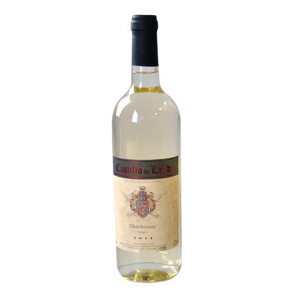 Bílé víno Chardonnay - de Landa Castilo 0,75L
