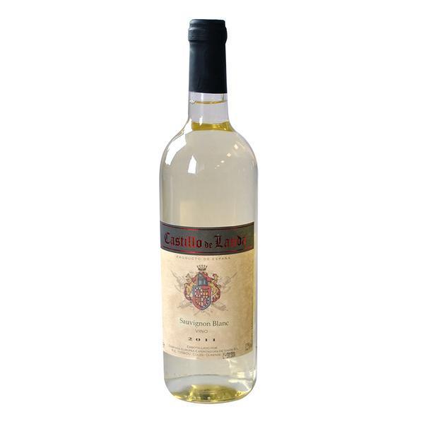 Bílé víno Sauvignon Blanc - de Landa Castillo 0,75L