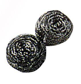 Drátěnka kovová 2 ks, 5,5 x 2,6 cm