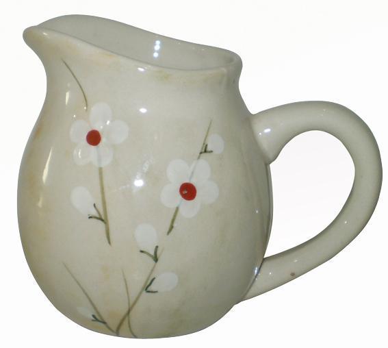 Mlékovka TORO s dekorem květinky, průměr 6, 3 cm, objem 250 ml