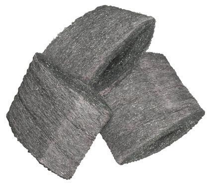 Drátěnka se saponátem kovová, 5 ks, 5,7 x 5,5 x 1,4 cm