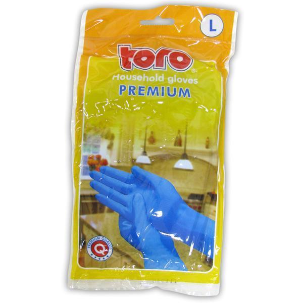 gumové rukavice premium, velikost L