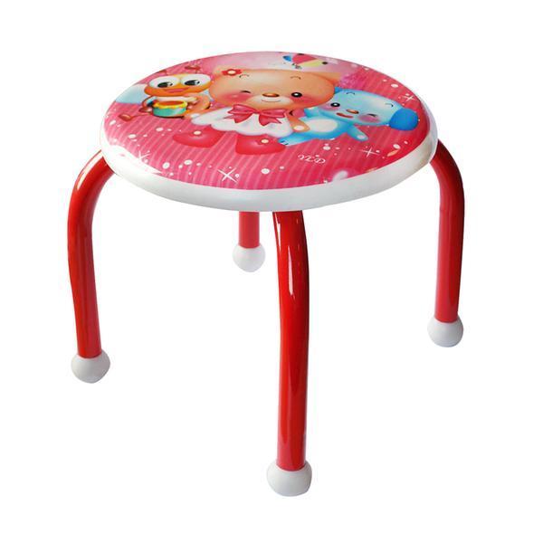 Dětská stolička s motivem, 34 x 34 x 26 cm