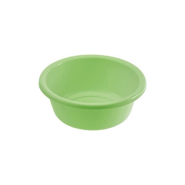 Kulaté umyvadlo 1,4 l - průměr 20 cm - světle zelená