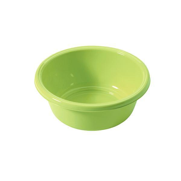 Kulaté umyvadlo 2,5 l - průměr 24 cm - světle zelená