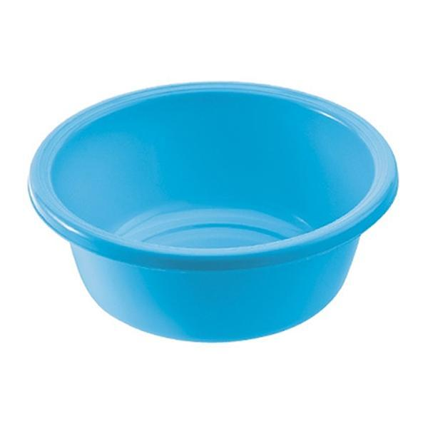Kulaté umyvadlo 6 l - průměr 32 cm - safírově modrá