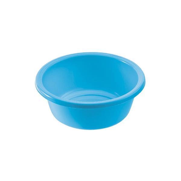 Kulaté umyvadlo 10 l - průměr 36 cm - safírově modrá