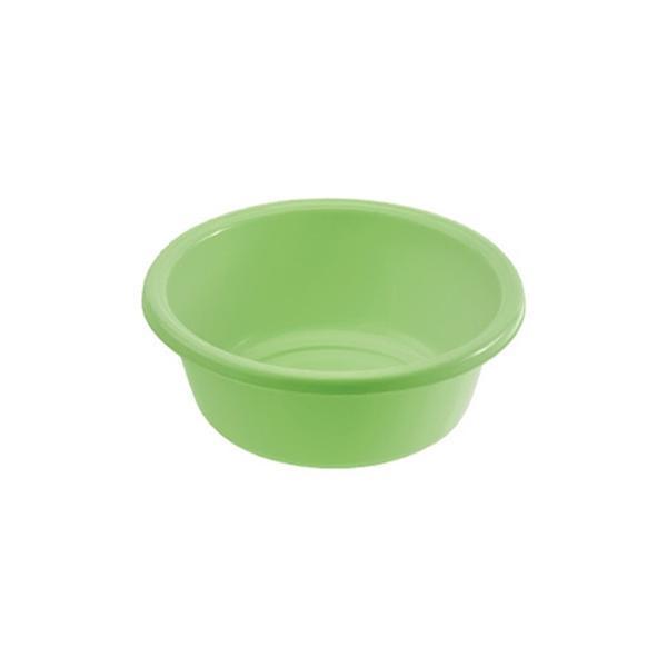 Kulaté umyvadlo 10 l - průměr 36 cm - světle zelená