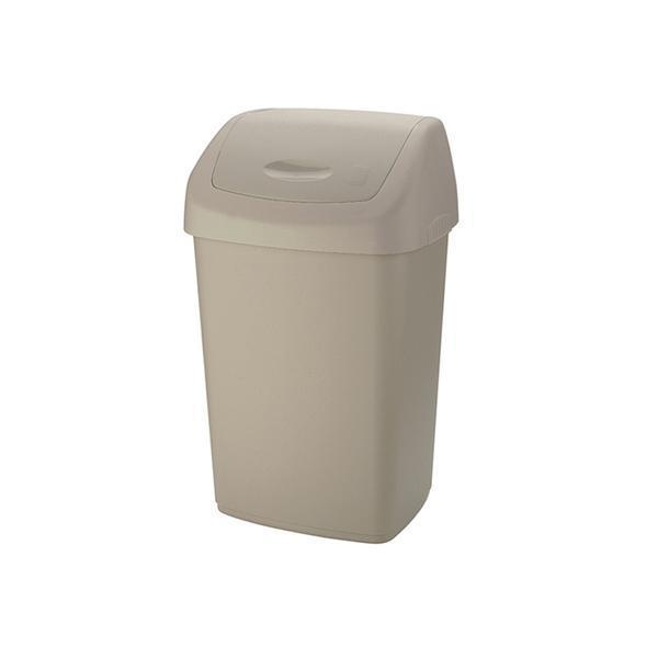 Koš na odpadky SWING AURORA , objem 9 l, 19 x 23, 5 x 39 cm