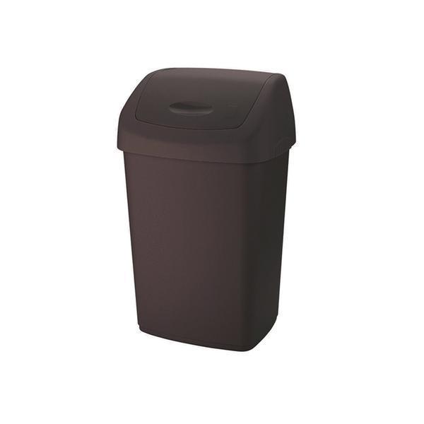 Koš na odpadky SWING AURORA, objem 9 l, 19 x 23, 5 x 39 cm
