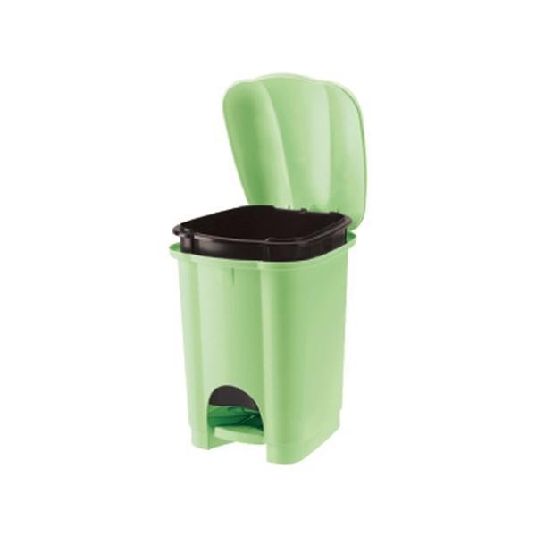 Koš na odpadky CAROLINA, objem 16 l, 27, 5 x 30, 2 x 41, 5 cm
