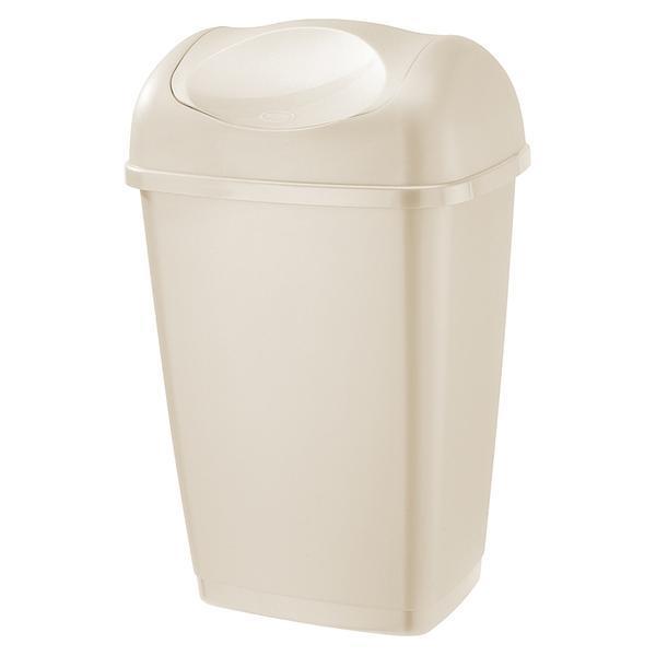 Koš na odpadky GRACE, objem 25 l, 32, 5 x 25, 5 x 52 cm