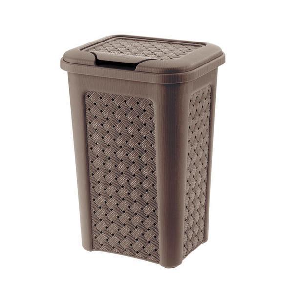 koš koupelnový na odpadky Arianna 24 x 20 x 35 cm 10 l