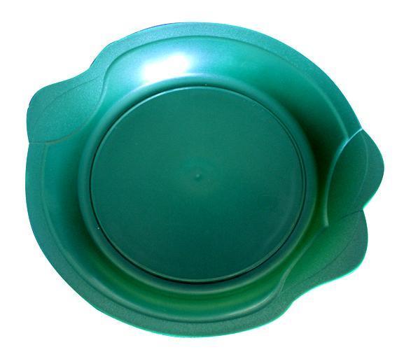 Miska pod květináč průměr 32 cm - zelená