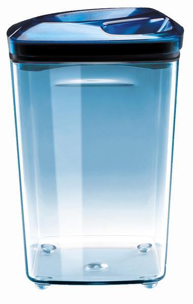 Dóza vakuová, objem 1, 3 l, 11, 6 x 11, 6 x 16 cm