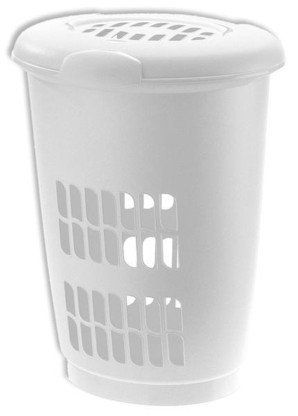 Koš na prádlo, objem 45 l, 32, 5 x 42, 5 x 59, 7 cm