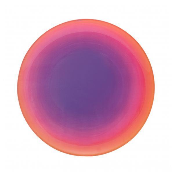 Talíř dezertní cherry fizz 20 x 1,9 cm