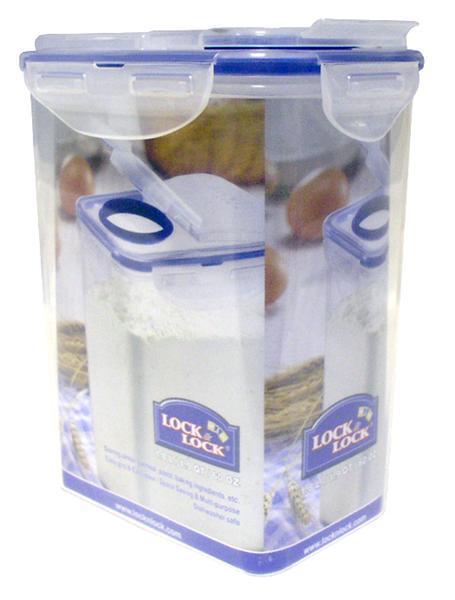 Dóza na potraviny LOCK, objem 1, 8 l, 10, 4 x 14, 5 x 18, 5 cm