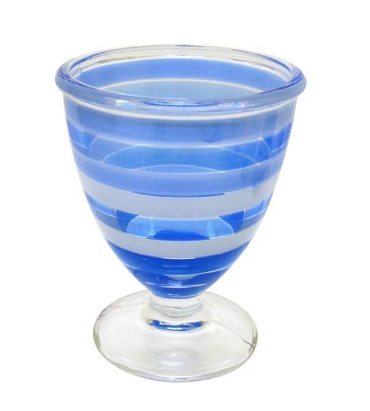 pohár skleněný 7,3 x 13 cm